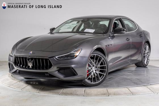 2021 Maserati Ghibli S Q4 GranSport:14 car images available