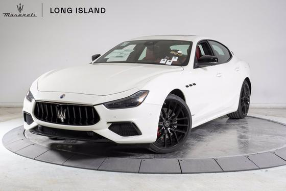 2021 Maserati Ghibli S Q4 GranSport:13 car images available