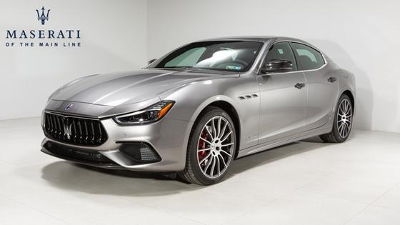 2021 Maserati Ghibli S Q4 GranSport:22 car images available
