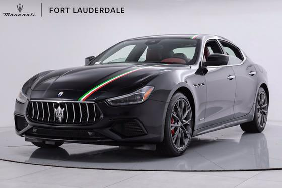 2020 Maserati Ghibli S Q4 GranSport:19 car images available