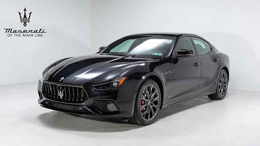 2021 Maserati Ghibli S Q4 GranSport:21 car images available