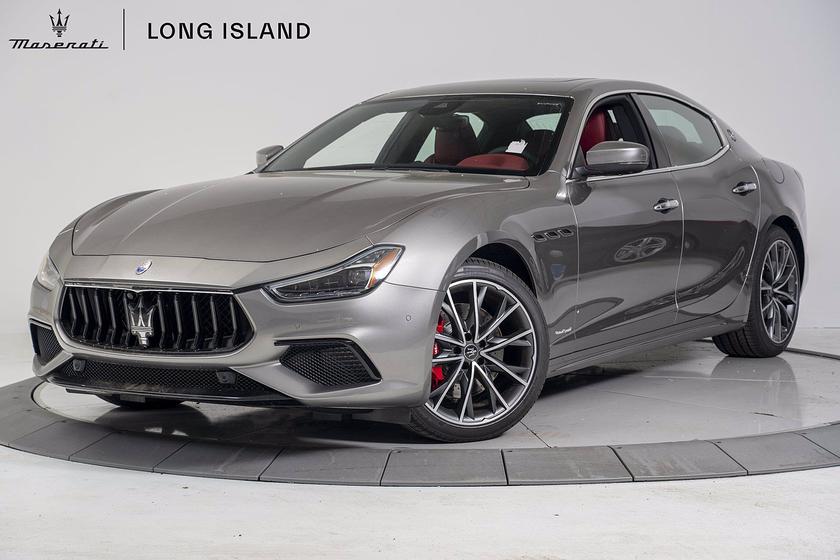 2021 Maserati Ghibli S Q4 GranSport:14 car images available