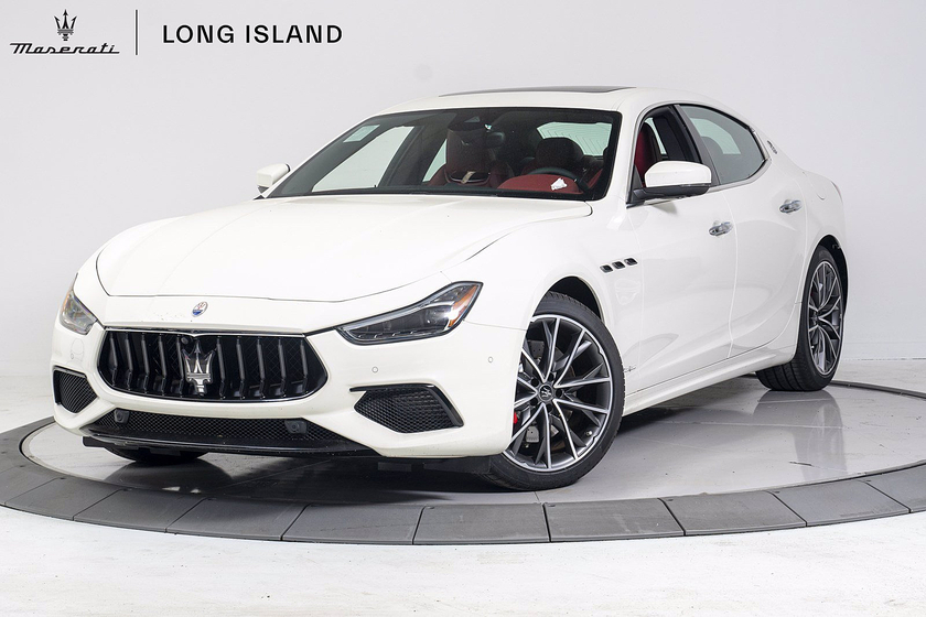 2021 Maserati Ghibli S Q4 GranSport:15 car images available
