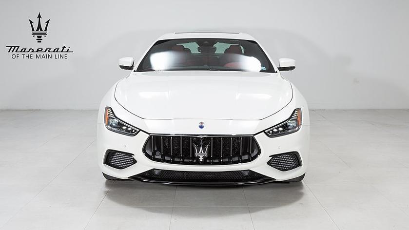 2021 Maserati Ghibli S Q4 GranSport