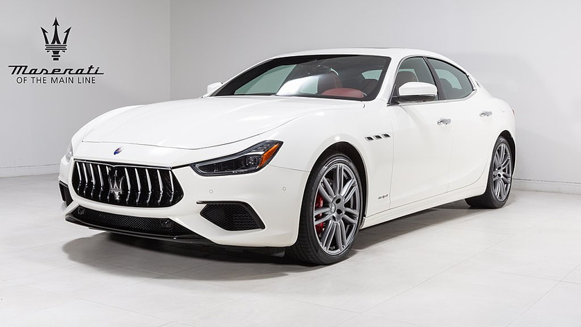 2018 Maserati Ghibli S Q4 GranSport:22 car images available