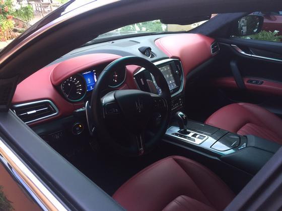 2019 Maserati Quattroporte S GranSport