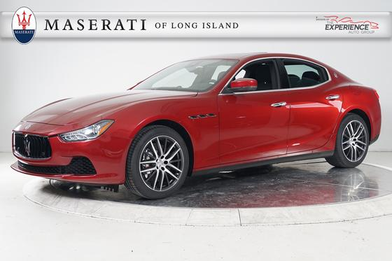 2017 Maserati Ghibli S Q4:12 car images available