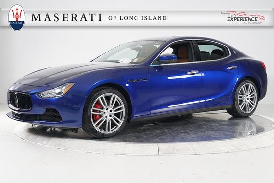 2017 Maserati Ghibli S Q4:13 car images available