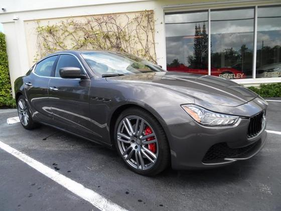 2016 Maserati Ghibli S Q4:12 car images available