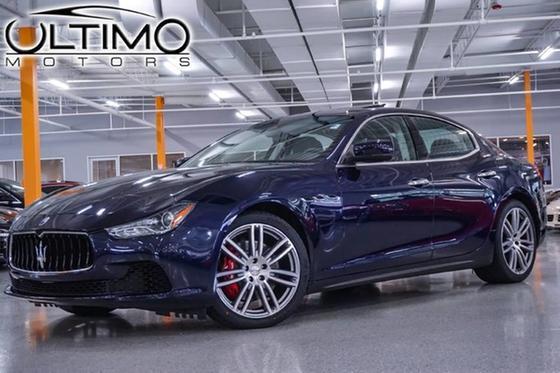 2016 Maserati Ghibli S Q4:24 car images available