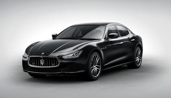 2017 Maserati Ghibli S Q4:3 car images available