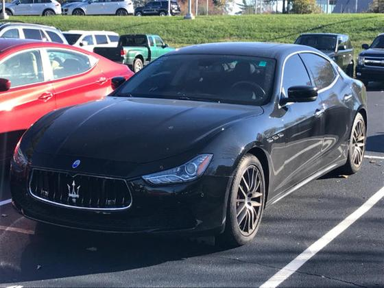 2014 Maserati Ghibli S Q4:2 car images available