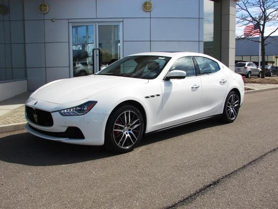 2017 Maserati Ghibli S Q4:17 car images available