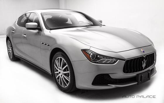 2014 Maserati Ghibli S Q4:24 car images available
