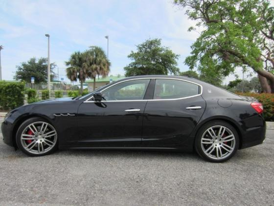 2014 Maserati Ghibli S Q4:21 car images available