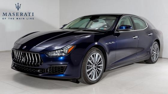2019 Maserati Ghibli S Q4:21 car images available