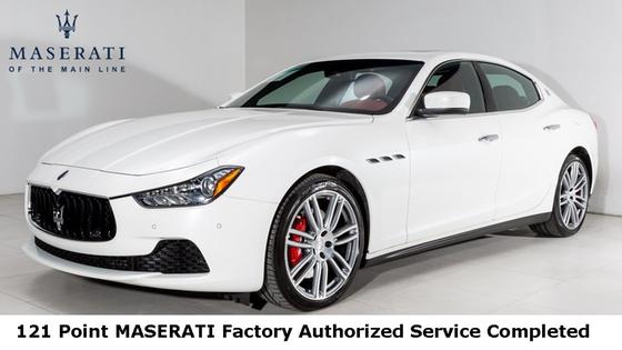 2015 Maserati Ghibli S Q4:22 car images available