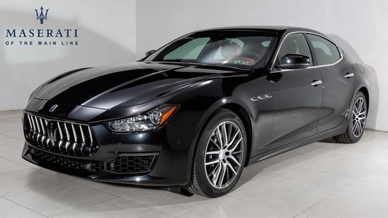 2019 Maserati Ghibli S Q4:21 car images available