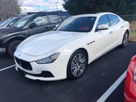 2015 Maserati Ghibli S Q4 : Car has generic photo