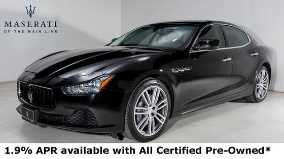 2015 Maserati Ghibli S Q4:22 car images available