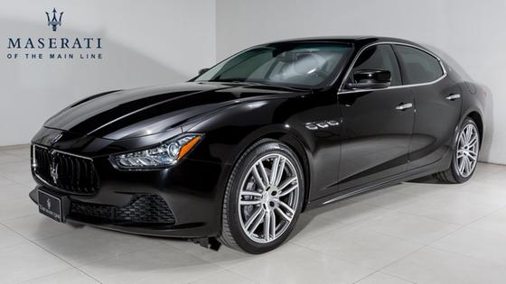 2015 Maserati Ghibli S Q4:21 car images available
