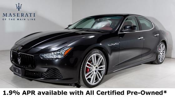 2015 Maserati Ghibli S Q4:23 car images available