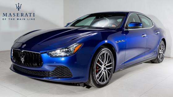 2017 Maserati Ghibli S Q4:22 car images available
