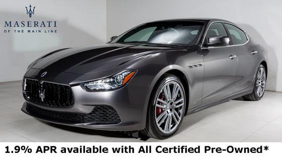 2016 Maserati Ghibli S Q4:22 car images available