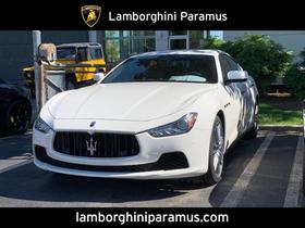 2014 Maserati Ghibli S Q4 : Car has generic photo