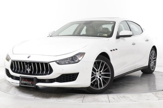 2018 Maserati Ghibli S Q4:15 car images available