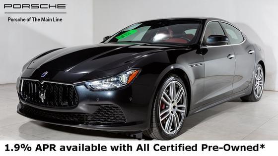 2017 Maserati Ghibli S Q4:23 car images available