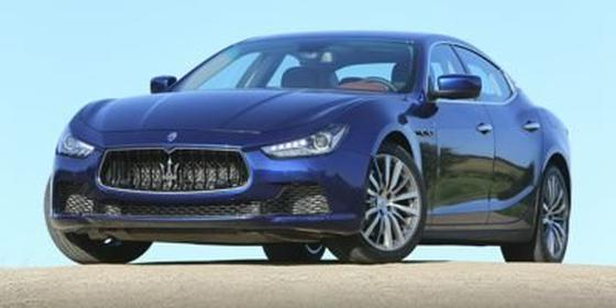 2017 Maserati Ghibli S Q4 : Car has generic photo