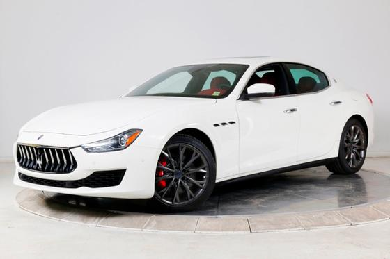 2018 Maserati Ghibli S Q4:13 car images available