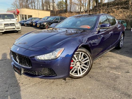 2017 Maserati Ghibli S Q4:24 car images available