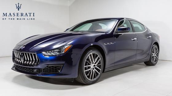 2020 Maserati Ghibli S Q4:21 car images available