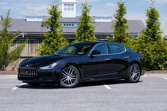 2019 Maserati Ghibli S Q4:10 car images available