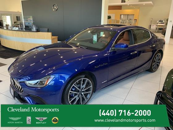 2019 Maserati Ghibli S Q4:9 car images available