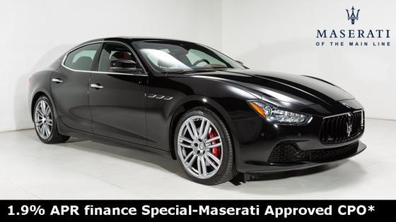 2017 Maserati Ghibli S Q4:22 car images available