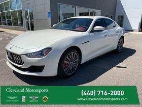 2020 Maserati Ghibli S Q4:9 car images available