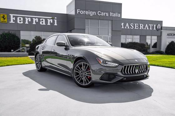 2020 Maserati Ghibli S Q4:24 car images available