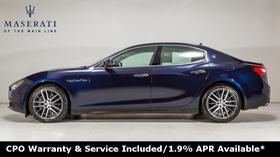 2017 Maserati Ghibli S Q4