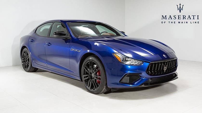 2021 Maserati Ghibli S Q4:23 car images available