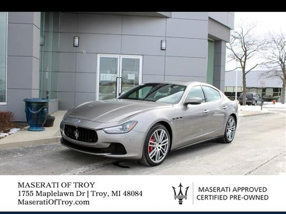 2017 Maserati Ghibli S Q4:20 car images available