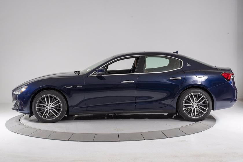 2021 Maserati Ghibli S Q4