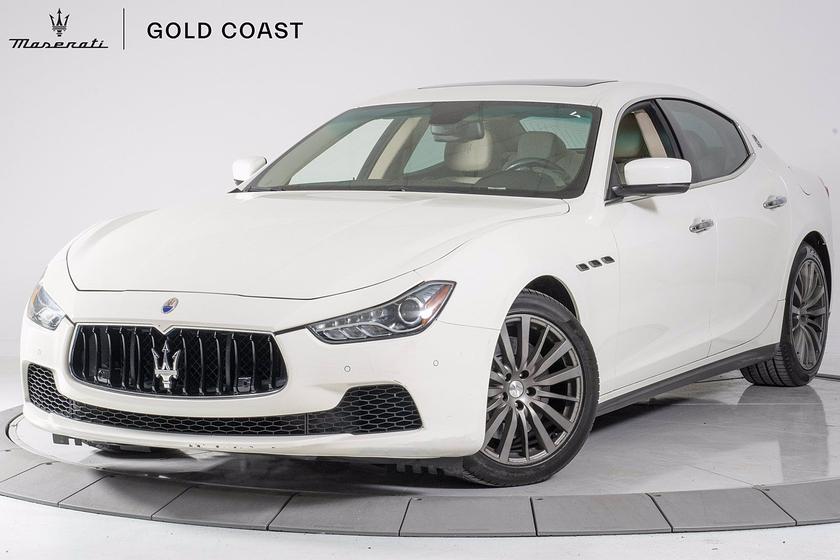 2015 Maserati Ghibli S Q4:24 car images available