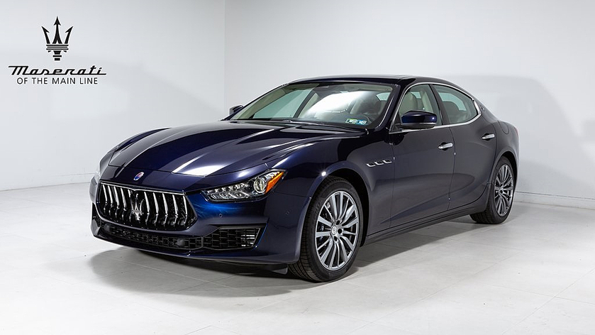 2021 Maserati Ghibli S Q4:21 car images available