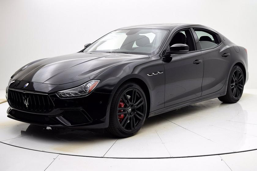 2021 Maserati Ghibli S Q4:24 car images available
