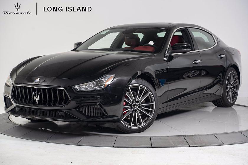 2021 Maserati Ghibli S Q4:13 car images available