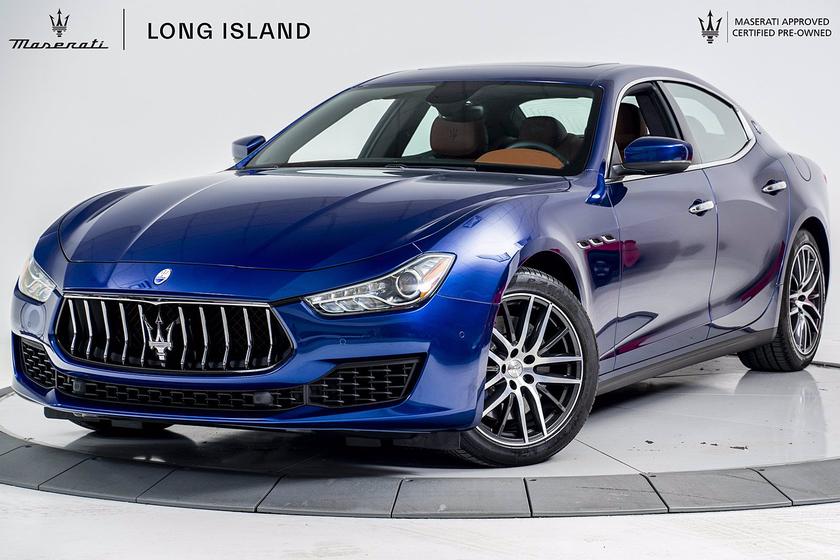 2018 Maserati Ghibli S Q4:23 car images available