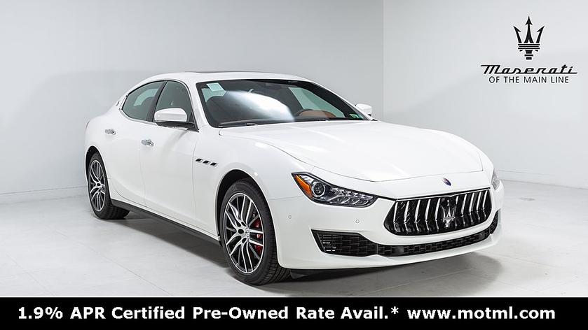 2021 Maserati Ghibli S Q4:20 car images available